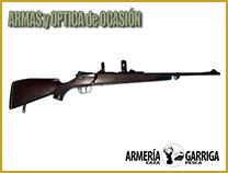 Mauser M66s con anillas